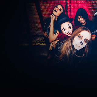 Halloween Cover-All Costume Party
