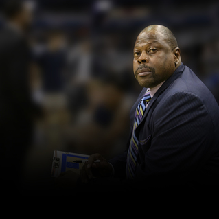 Centre Court with Patrick Ewing