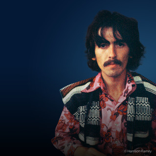All Those Years Ago: George Harrison In His Own Words