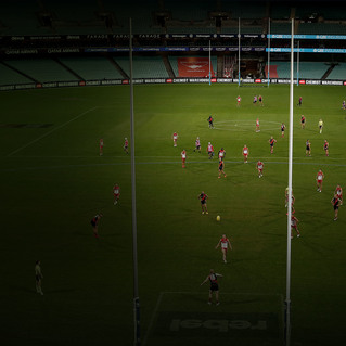 Aussie Rules Football Match of the Week