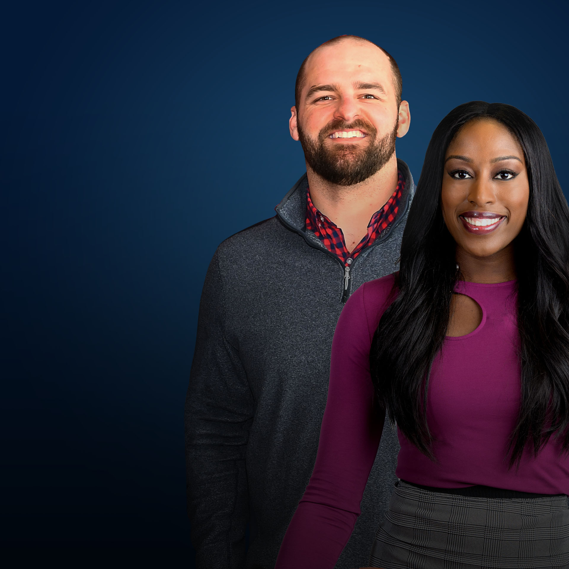 Chiney and Golic Jr.