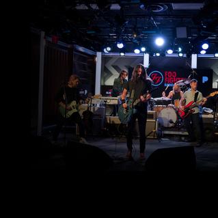 Foo Fighters Live From The SiriusXM Garage