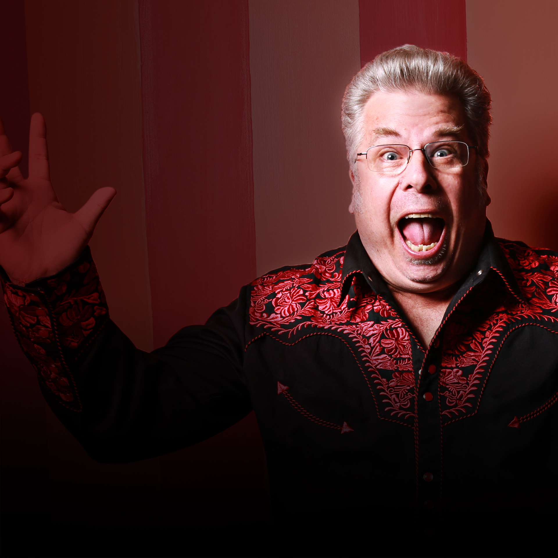 """Mojo Nixon """"The Loon in the Afternoon"""""""
