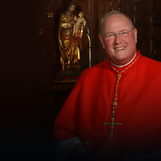 Conversation with Cardinal Dolan