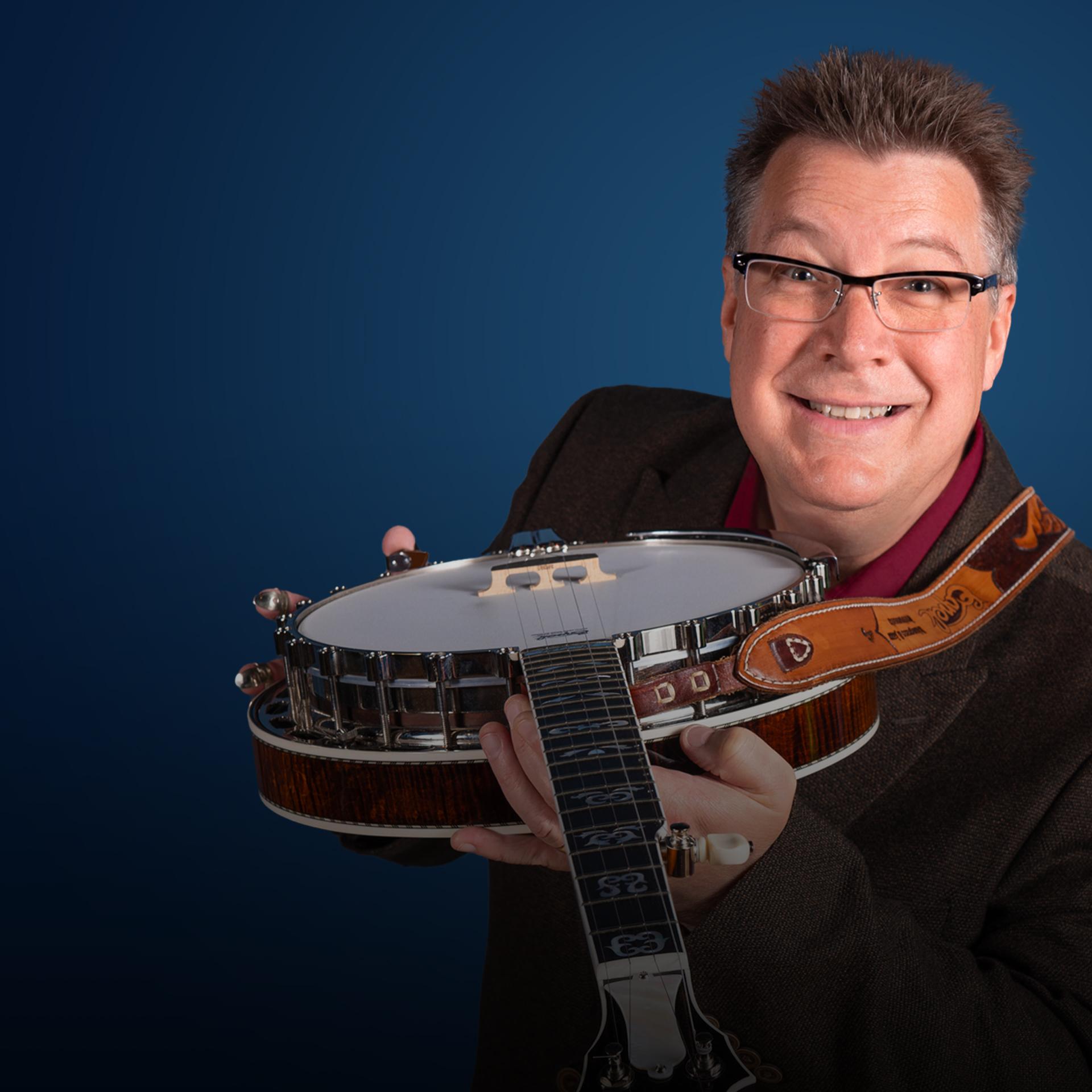More Banjo Sunday with Ned Luberecki