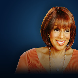 Gayle King in the House